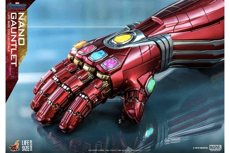 Hot Toys 發佈《復仇者聯盟 Avengers: Endgame》Iron Man 版本無限手套