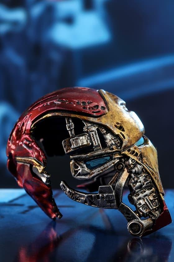 逆轉無限!Hot Toys 推出《Avengers: Endgame》 Tony Stark「 Team Suit」珍藏人偶