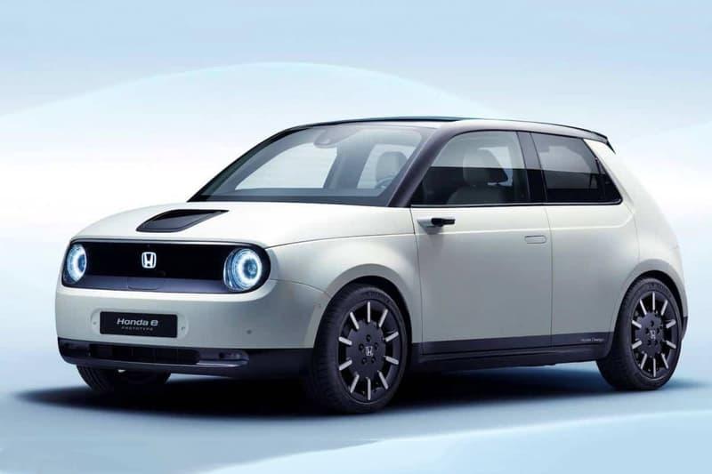 官方公佈-Honda E 電能小車將於年底前上市!