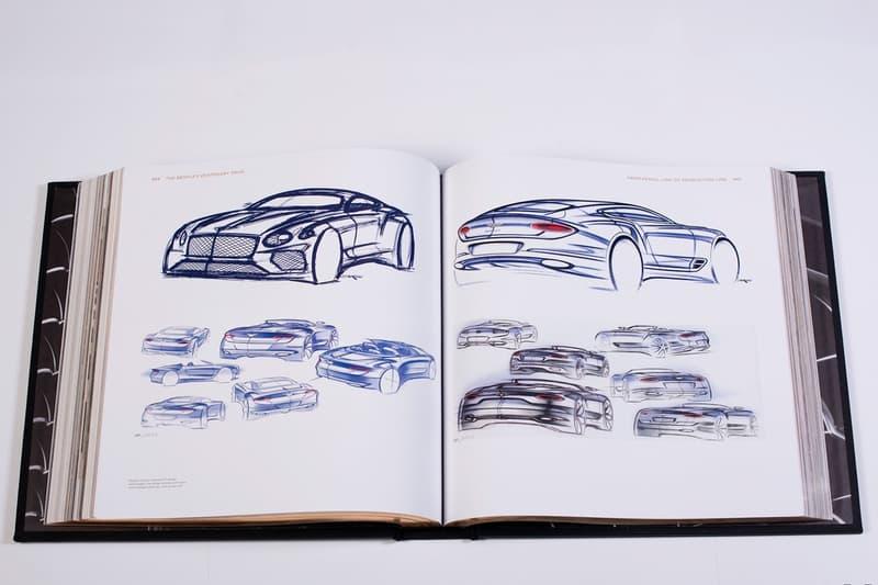 比車還貴-Bentley 推出價值 $255,000 美元的究極珍藏天書