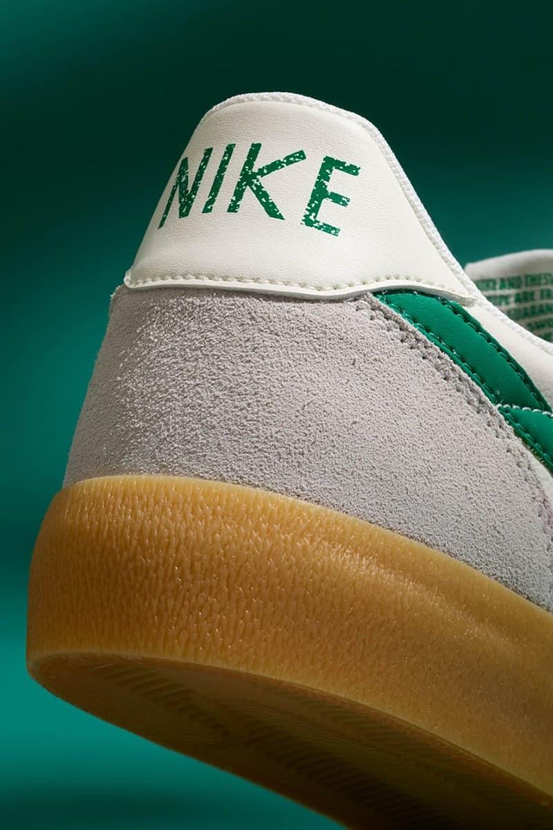 J.Crew x Nike Killshot 復古「Sail Green」配色登場