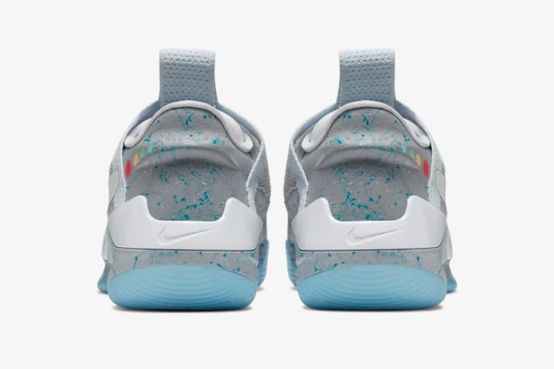 回到未來-Nike Adapt BB 迎來「Nike Mag」全新配色