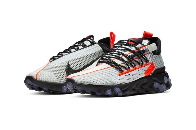 Nike 嶄新鞋型 React WR ISPA 發佈夏日新配色