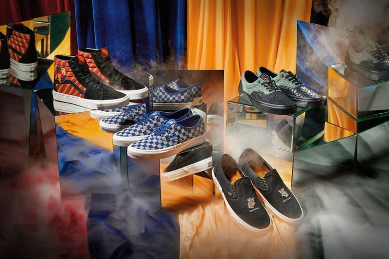 Vans x《Harry Potter》全新聯乘鞋款正式曝光
