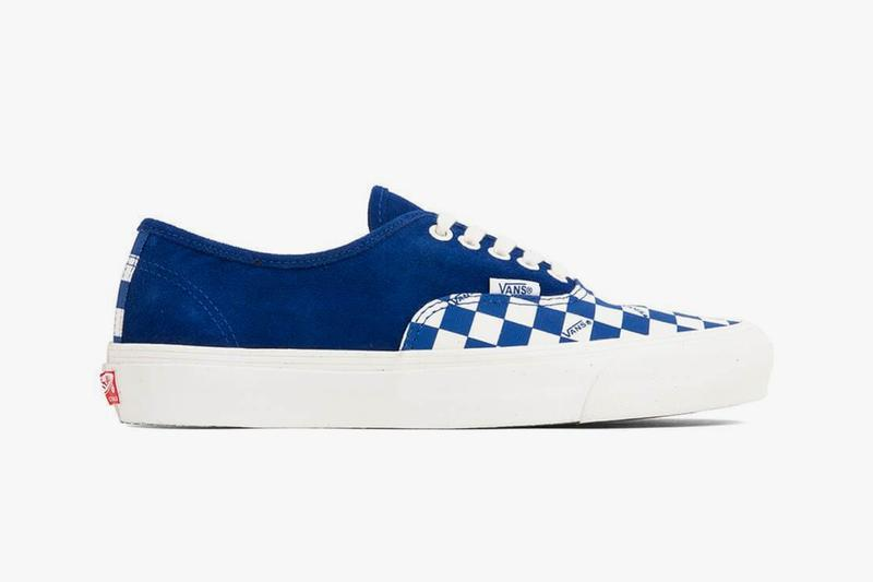 Vans Vault 推出「Checkerboard Pack」OG Authentic LX  鞋款