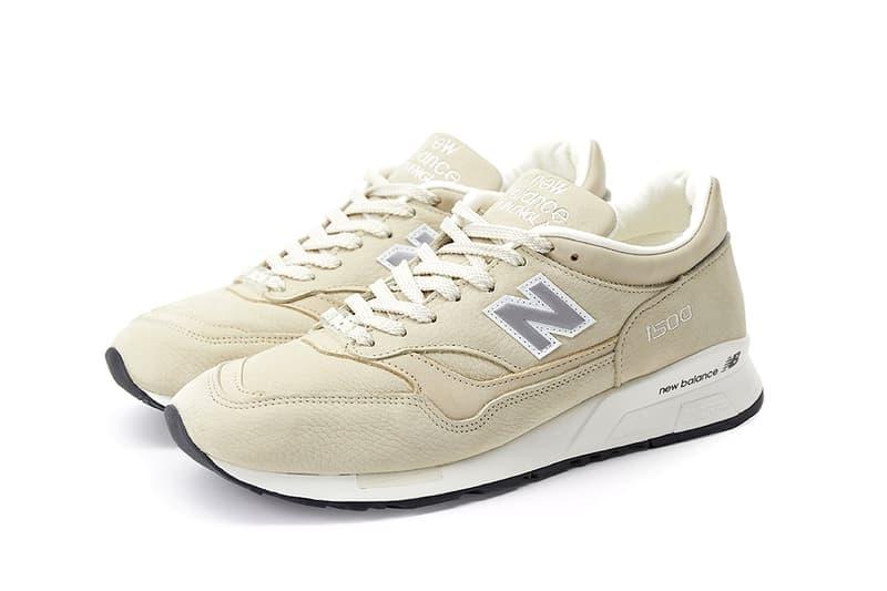 Pop Trading Company x New Balance 攜手打造別注版 M1500 鞋款