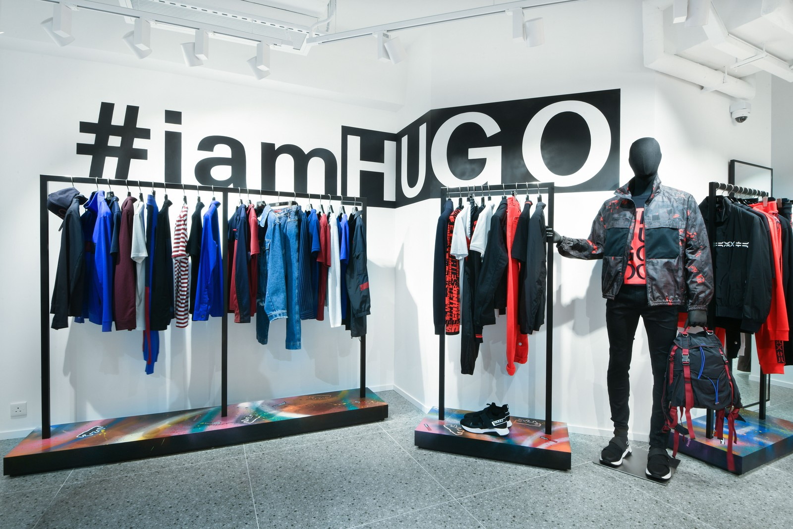 HUGO 正式宣佈 Liam Payne 成為國際品牌大使