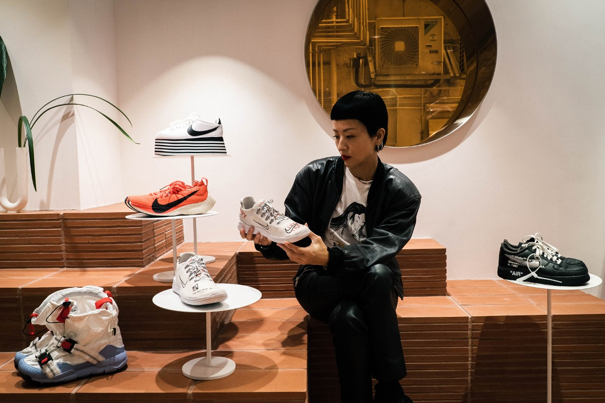 HYPEBEAST 專訪 Hilary Tsui 徐濠縈:收藏的每雙球鞋也有獨特的意義。