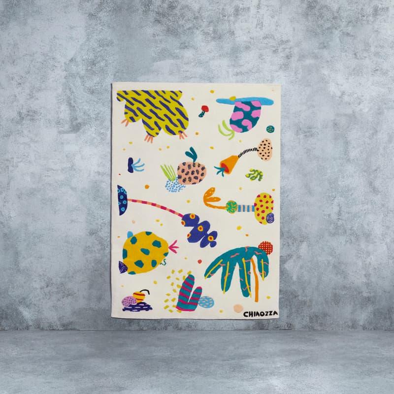 香港區展覽開催-IKEA Art Event 2019 列陣八款限量藝術地氈