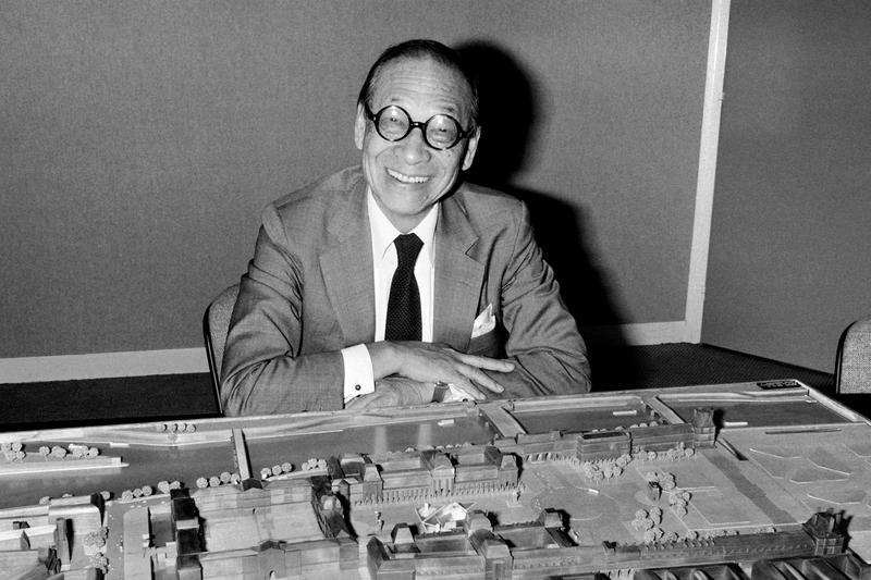 現代主義建築大師貝聿銘逝世,享年 102 歲