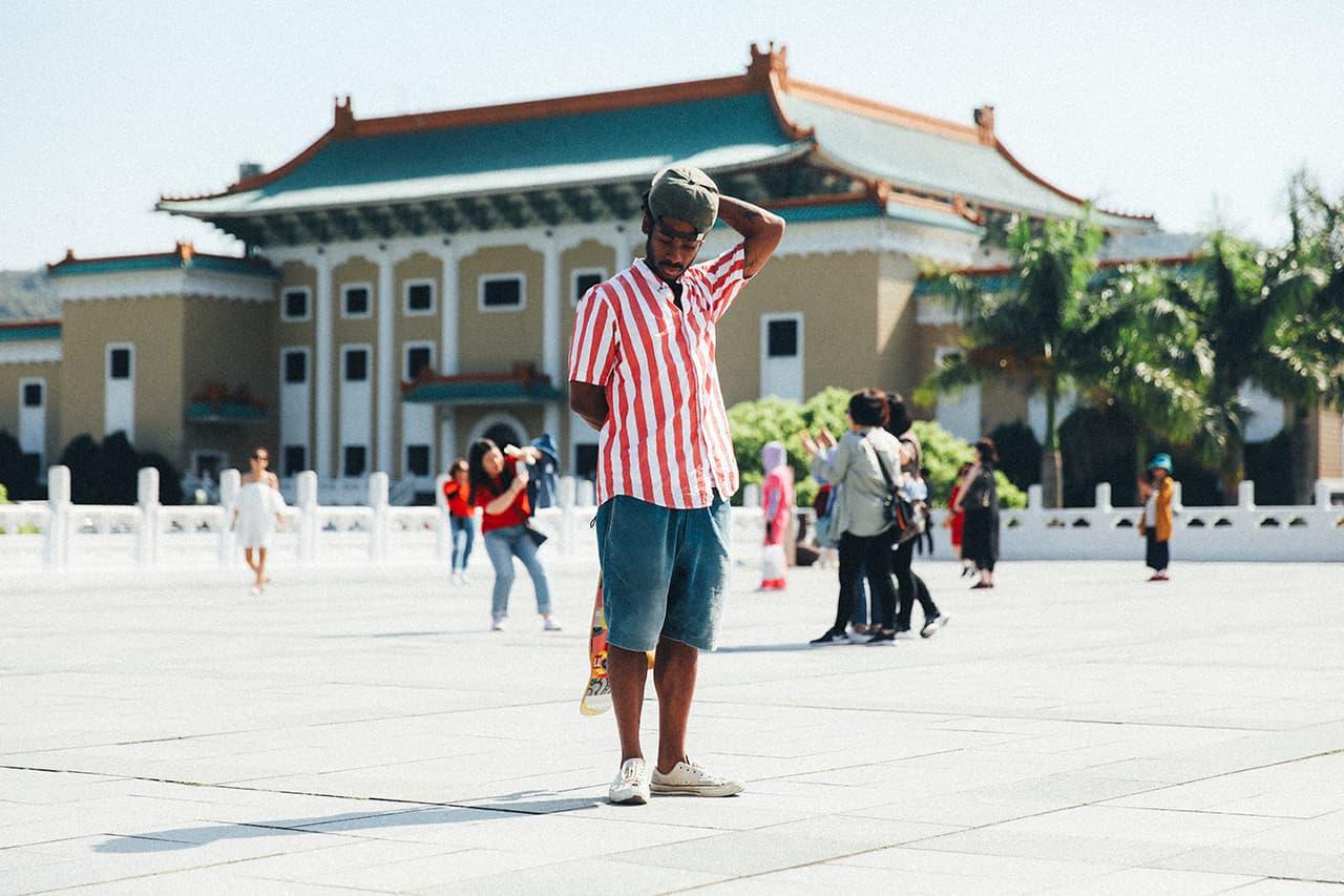 Streetsnaps: LE JOURNAL DE BORD 文化誌主理人 Nicolas Farade