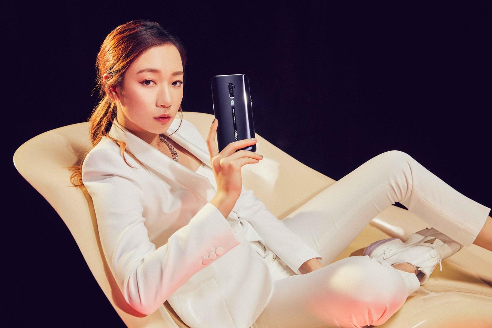 由音樂人 Julia Wu  吳卓源演繹最新 OPPO Reno 系列