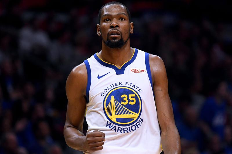 NBA 季後賽 2019 − Kevin Durant 或將因傷缺席整個 NBA 西區決賽