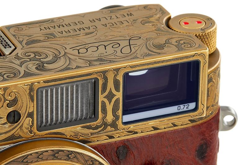 耗時兩年打造的定製版 Leica MP「John Botte」即將拍賣