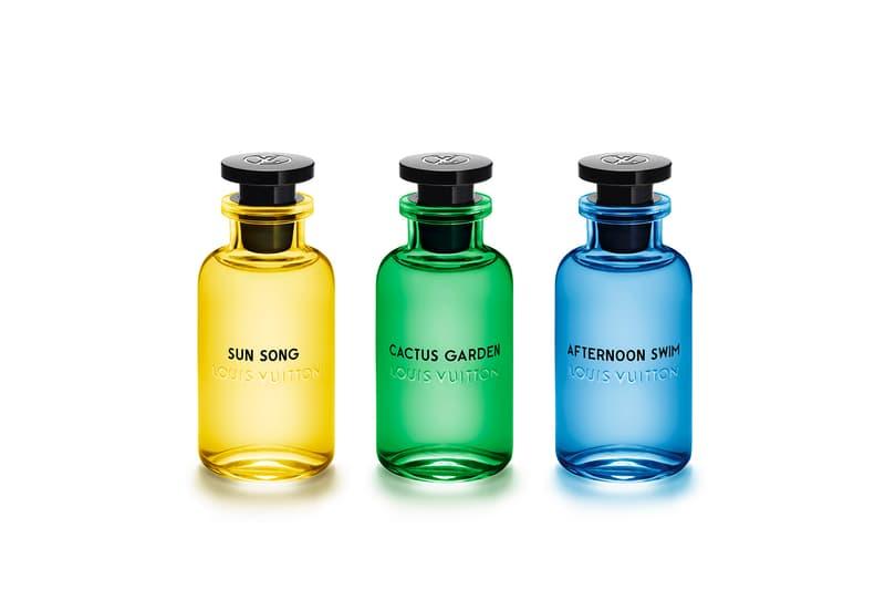 載譽歸來!Louis Vuitton 加推 3 款全新男裝香水