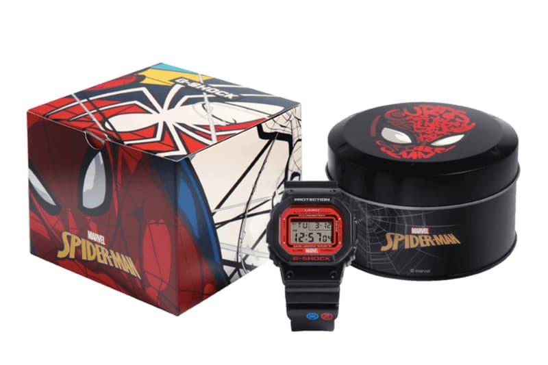 未完之終局-Marvel Avengers x G-Shock 別注手錶即將登場