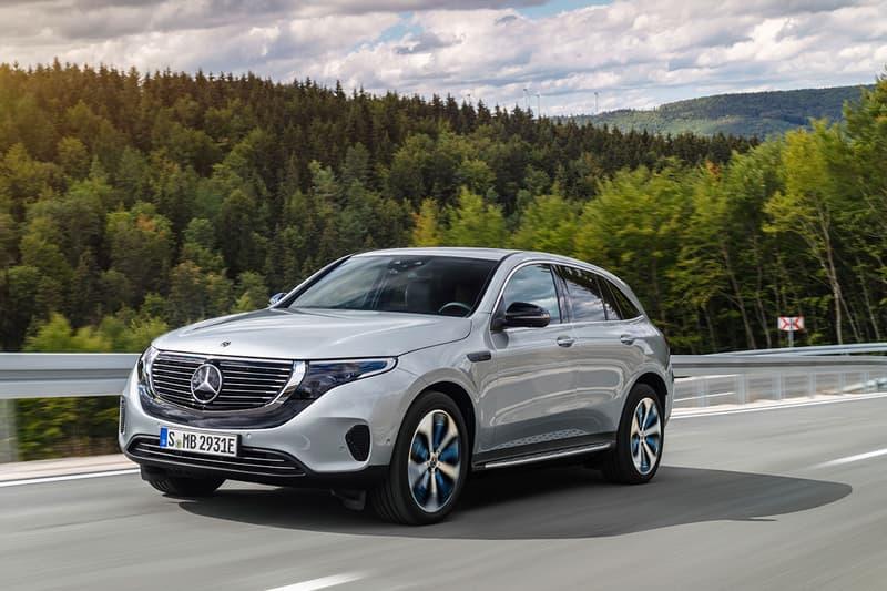 電車競賽始動-Mercedes-Benz 首台純電 EQC 正式投產