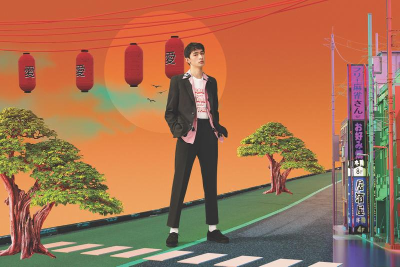MR PORTER 正式發佈「The Japan Edit」特別合作企劃
