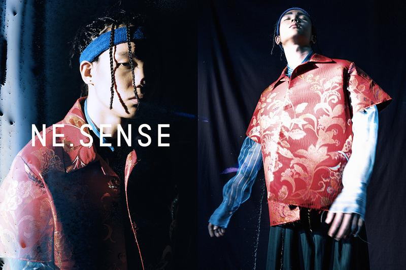 NE.SENSE 2019 春夏系列造型特輯正式發佈