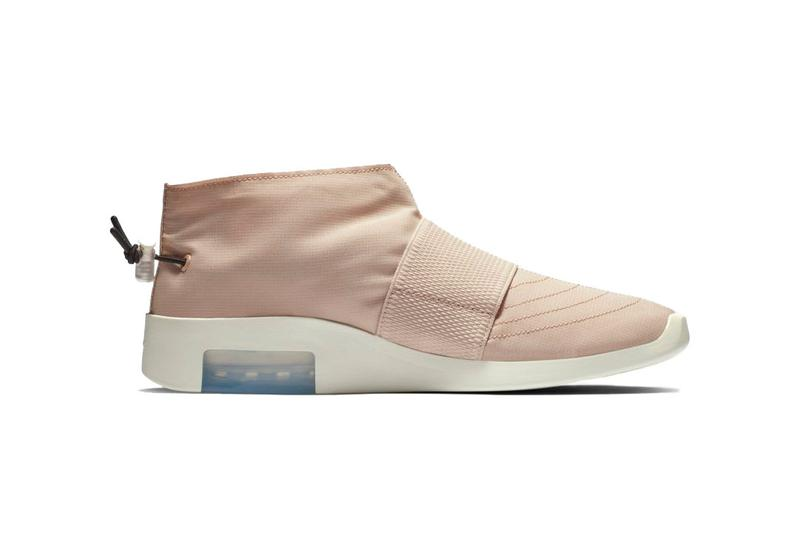Nike Air Fear of God Moc 全新「Particle Beige」及「Black Fossil」發售詳情公開