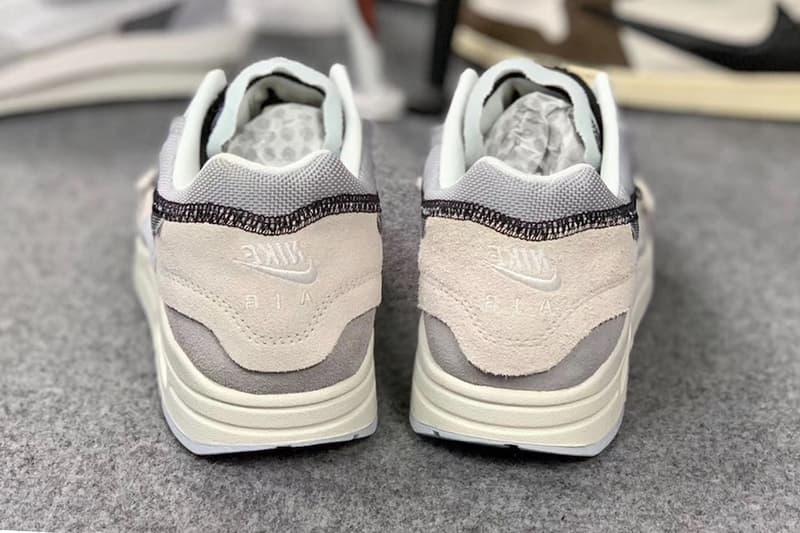 搶先預覽 Nike Air Max 1 全新「Inside Out」別注設計