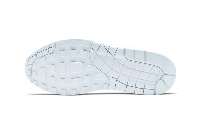 採用「鏤空」設計的 Nike Air Max 1 現已上架