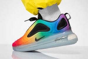 搶先預覽 Nike Air Max 720 全新「BE TRUE」別注配色