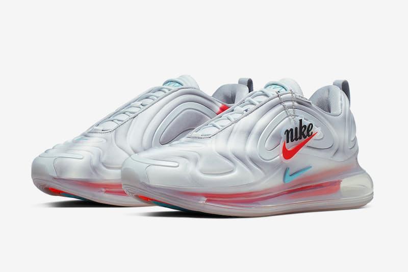 搶先預覽 Nike Air Max 720「BETRUE」配色