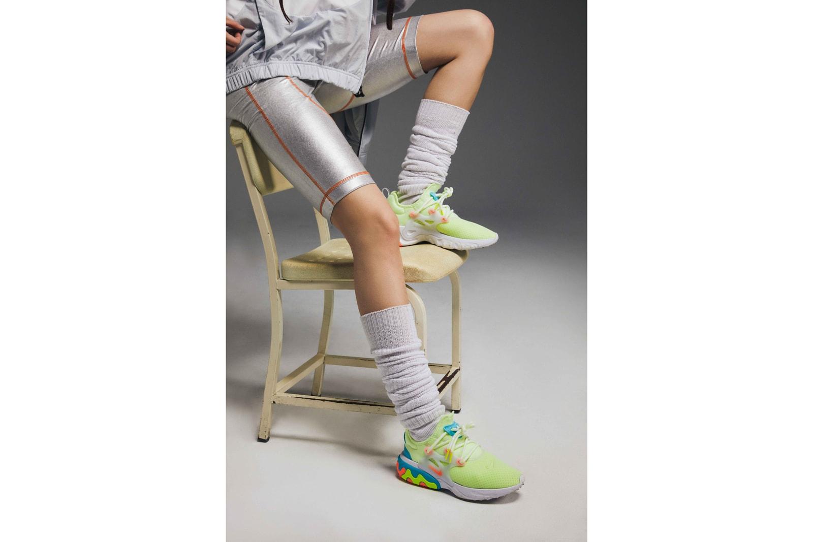 HYPEBEAST 帶來以 Nike React Element 55 和 React Presto 為主題的最新時裝企劃