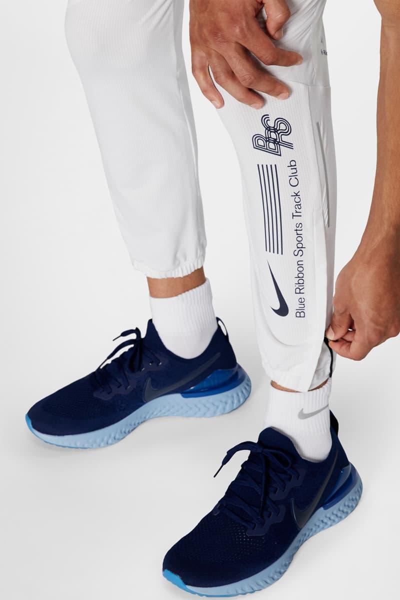 Nike Running 以「Blue Ribbon Sports」為主題推出全新別注系列
