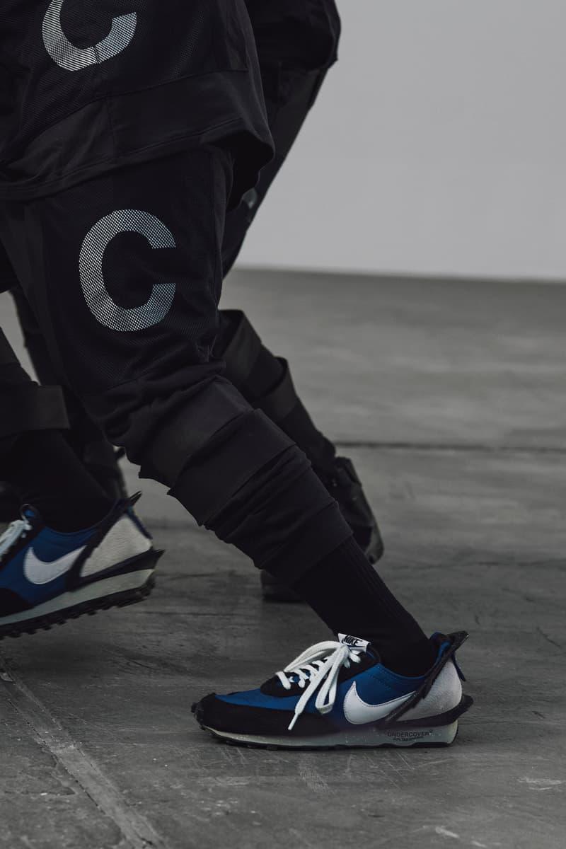 Nike x UNDERCOVER 2019 夏季聯乘系列正式發佈