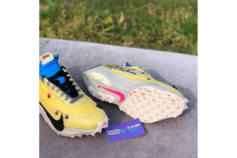 Off-White™ x Nike 全新聯乘 Vapor Street 鞋款最新配色曝光