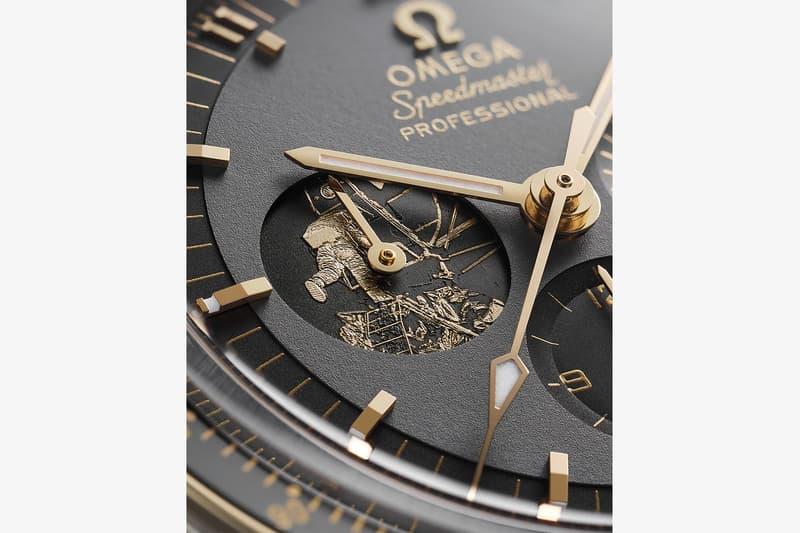 OMEGA 推出 Apollo 11 50 週年 Speedmaster 限量腕錶