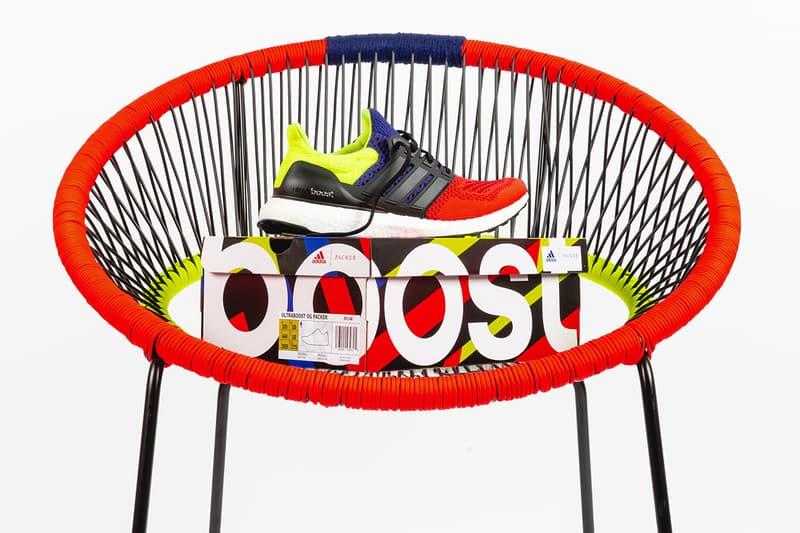 Packer Shoes x adidas 聯乘 UltraBOOST 無預警登場
