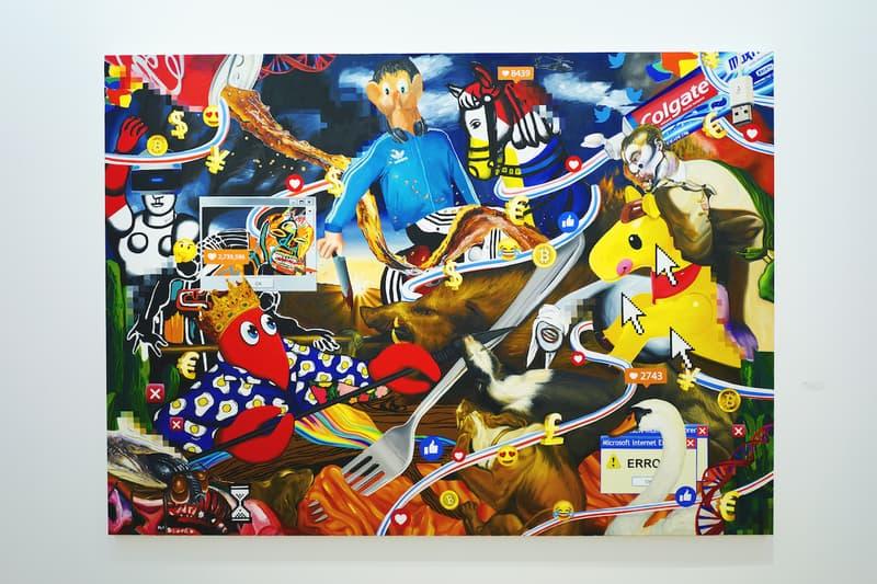走進普普藝術家 Philip Colbert 香港首次個展「Lobster Land」