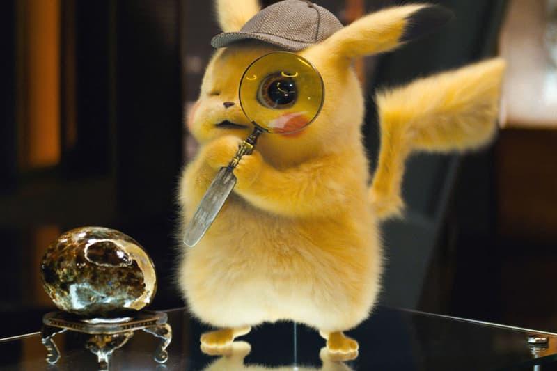 玩家注意!現已可在《Pokémon Go》上抓到 Detective Pikachu