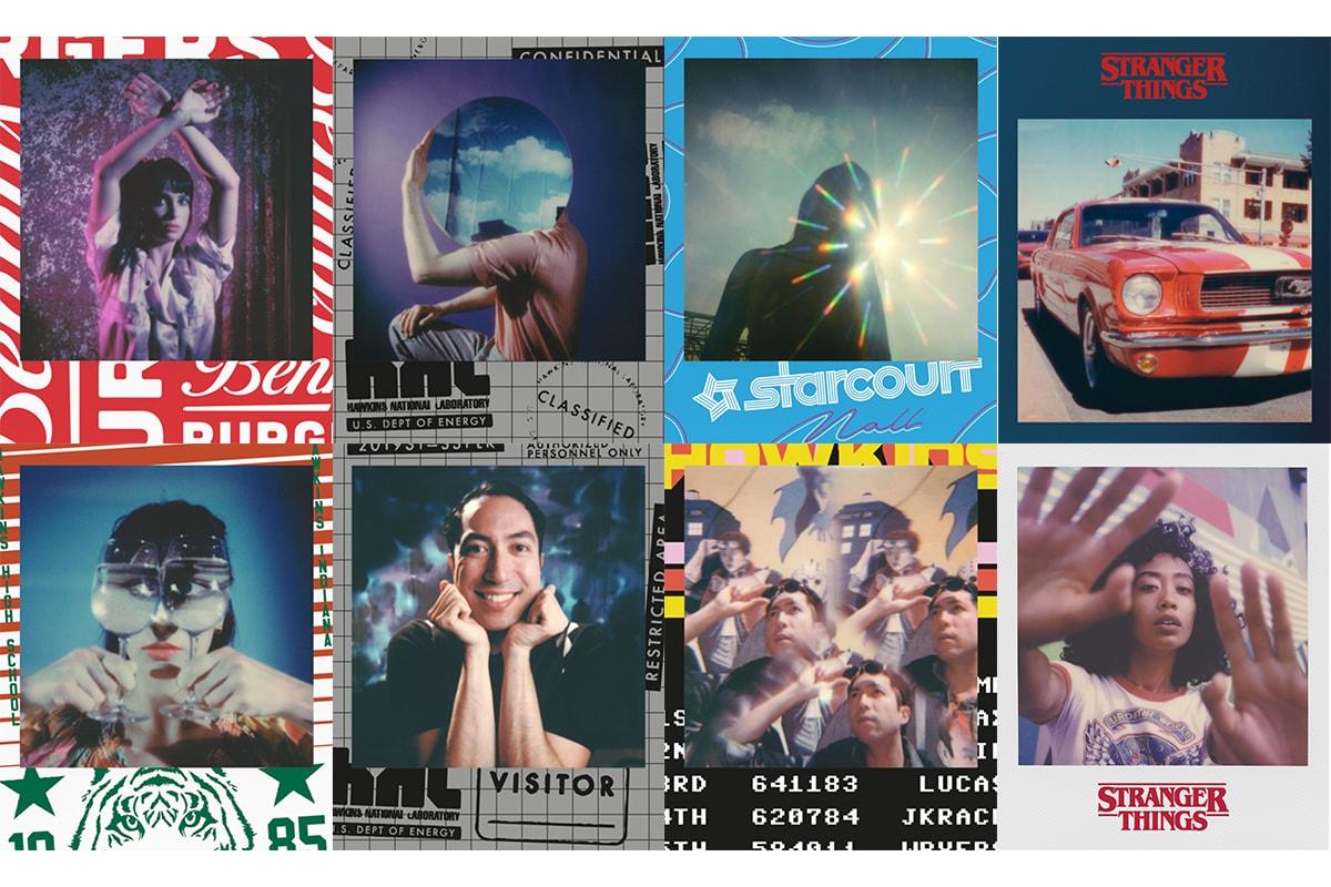 異像空間-Polaroid Originals x《Stranger Things》聯乘 OneStep2 I-Type 相機