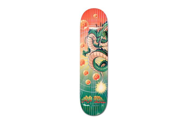 Primitive Skateboarding x《Dragon Ball Z》全新聯乘系列發佈