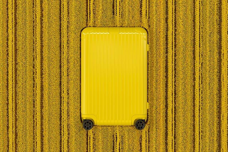 RIMOWA 推出多款全新配色行李箱