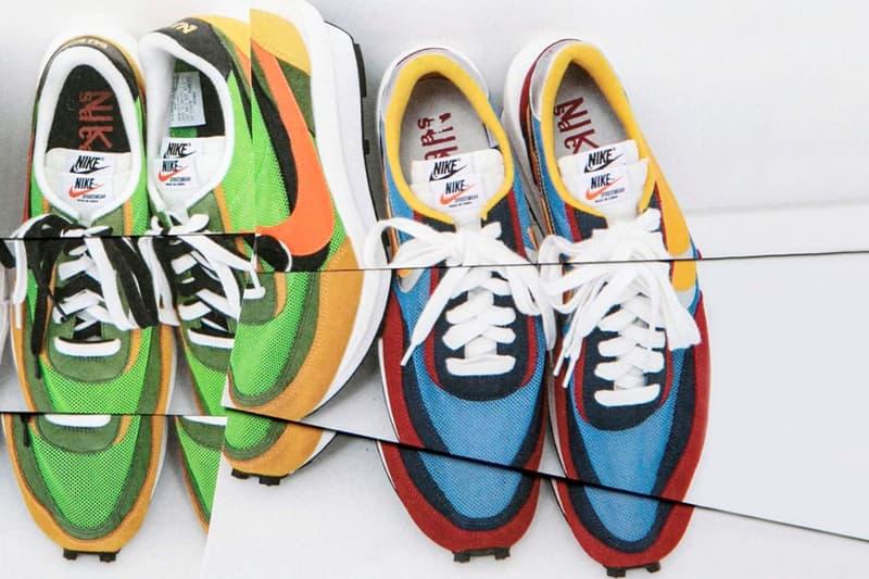 萬眾矚目-sacai x Nike LDWaffle 香港區抽籤情報公開