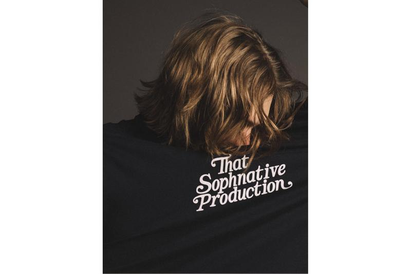 SOPHNET. x nonnative 炮製 20 周年「SOPHNATIVE」服裝系列