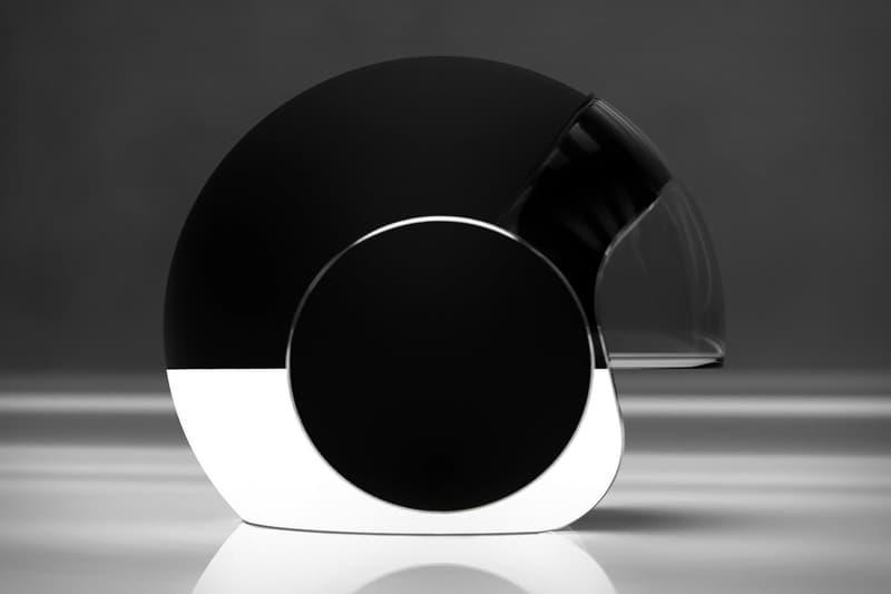 Joe Doucet 打造 LED Lightbar 設計概念安全帽