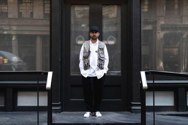 Street Style: STAMPD 主理人 Chris Stamp