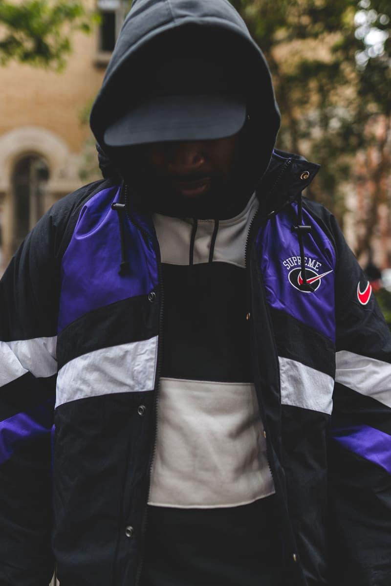 Street Style: Supreme x Nike 2019 夏季系列巴黎發售現場街拍特輯
