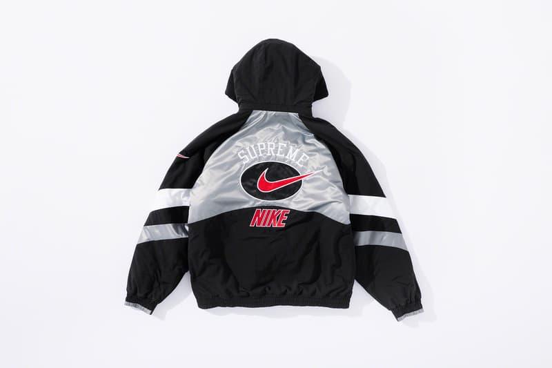 Supreme x Nike 2019 夏季聯乘服飾系列正式發佈