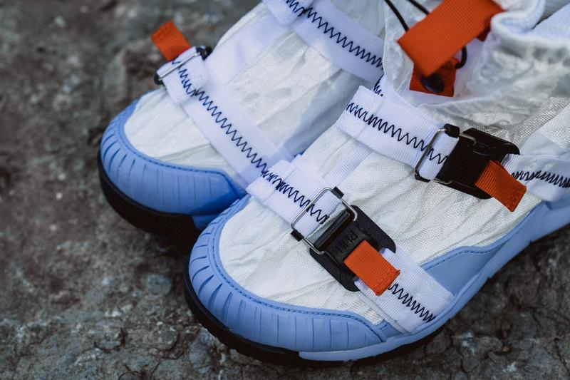 即將開售!Tom Sachs x Nike Mars Yard Overshoe 發售前細節近賞