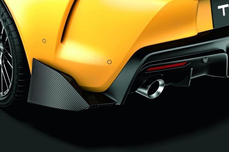 碳纖維加持!Toyota 公開全新經典跑車 2020 Toyota Supra 製作組件