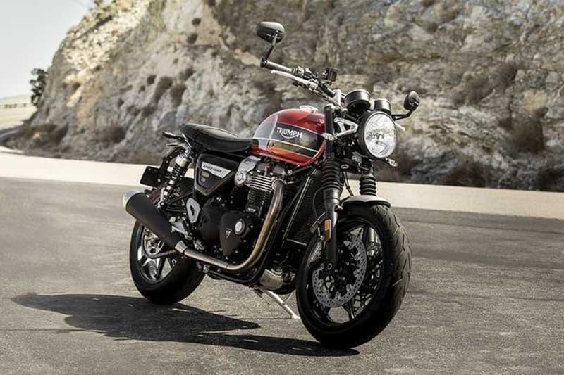 迎合趨勢 − Triumph 宣佈將展開電能電單車企劃