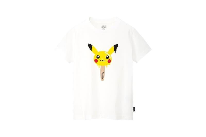 Pokémon 魅力延續!Uniqlo UT 2019 年度 T-Shirt 設計大賽結果出爐