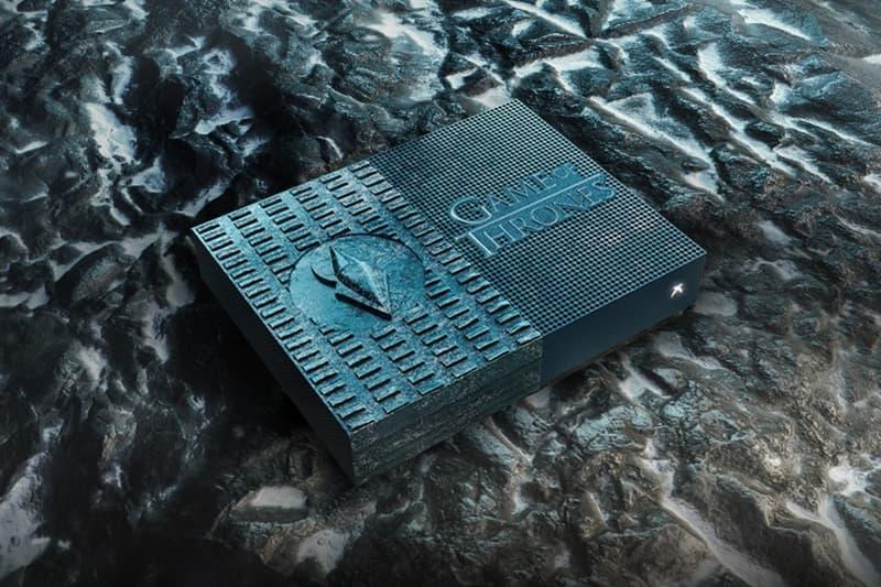 無上收藏 − Xbox 打造《Game of Thrones》別注樣式遊戲機
